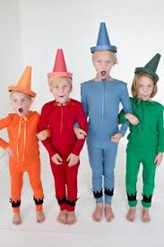 Crayon Costume How To Make A Crayon Costume Cost Only 5 Crayon Costume