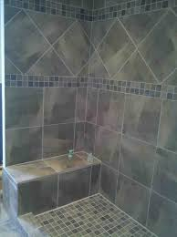 bathroom tile small shower best popular interior design gorgeous