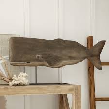 wood whale decor reviews birch