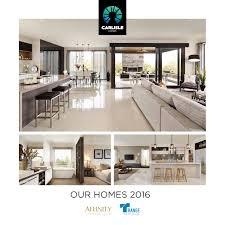 display homes interior carlisle homes homes guide 2016 by carlisle homes issuu