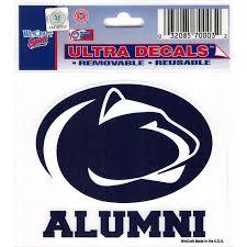 penn state alumni sticker best 25 penn state alumni ideas on penn state sports