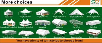 tent event big outdoor aluminum cheap 10x10 pyramid tent ts with linings and