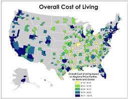which state has the lowest cost of living housing is cost of living s key factor builder magazine local