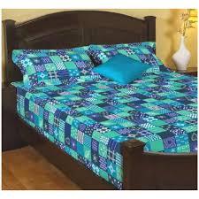 godrej interio cotton bed sheet set patchwork bed sheets