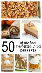 50 of the best thanksgiving desserts six stuff