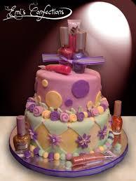 makeup cake cosmetics cake emi ponce souza turning words