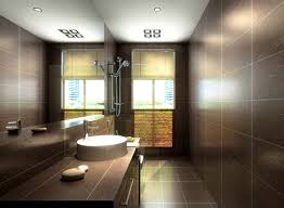 bathroom captivating simple brown bathroom designs inspiration