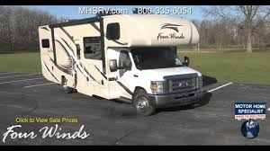 2017 thor four winds class c rvs for sale at motor home specialist