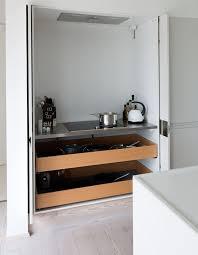 Hidden Kitchen Table Disappearing Act 15 Minimalist Hidden Kitchens Gert Skaerlund