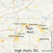 comparison high point carolina elizabeth city