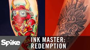 christian u0026 jime double redemption ink master redemption