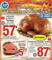 bros weekly circular 11 20 13 11 28 13 lowest turkey prices of the year