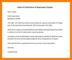 Certification Of Employment Letter Exle 30 Free Certificate Of Appreciation Templates And Letters