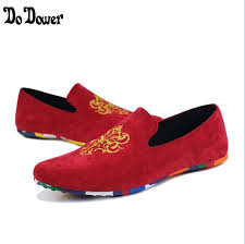 wedding shoes europe 2016 and autumn men velvet loafers party wedding shoes