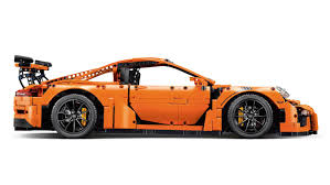 porsche 919 hybrid lego a porsche 911 gt3 rs made of 2 704 parts