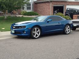 camaro 2010 price price reduced 2010 camaro ss aqua blue camaro5 chevy