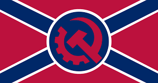 Communist Canada Flag Communist Confederate By Rlackdoesflags On Deviantart