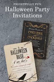 178 best ahe invitations images on pinterest halloween party