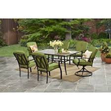 Solana Bay 7 Piece Patio Dining Set by 7 Piece Patio Set With Swivel Chairs