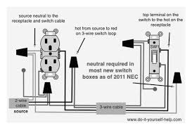 wiring wiring diagram of how to wire a light switch from an