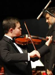 Blind Violinist Famous Disabled Musicians Musicians With Challenges Inspirational