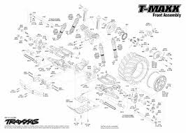 Traxxas Revo Transmission Diagram Revo 3 3 Transmission Upgrade