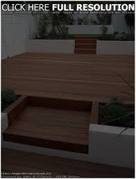 decking ideas for gardens backyards gorgeous small deck designs backyard backyard images