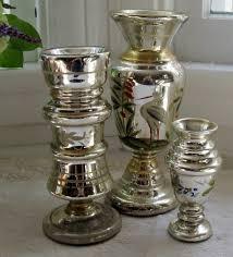 How To Make A Mercury Glass Vase Mercury Glass 101 Mitzi U0027s Miscellany