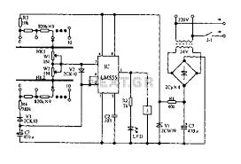 meter counter u003e timer circuits u003e electrical circuit diagram cycled
