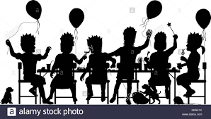 martini shaker silhouette party food black and white stock photos u0026 images alamy