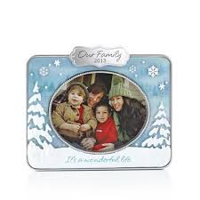 our family winter photo holder 2013