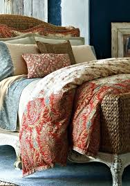Paisley Comforters Coverlets Medium Size Of Comfortercavanaugh Bedding By Waterford