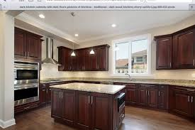 what color wood floor looks with cherry cabinets images of hardwood floors with cherry wood kitchen ca layjao