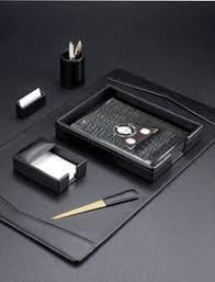 White Leather Desk Blotter Desk Pad Blotters Personalized Leather Desk Pads Desk Blotters