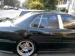 toyota camry 1994 model toyota camry 1994 custom kit and grille