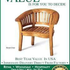 Biscayne Patio Furniture by Ascot Teak Patio Furniture Closed Furniture Stores 12951