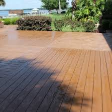 composite decking decks u0026 docks lumber company