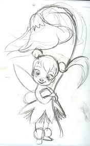 baby tinkerbell disney tinkerbell babies drawings