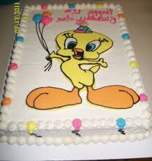 tweety bird baby shower cakes baby shower cake cake design and