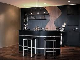Home Bar Table Decorations Ultra Modern Home Bar Design With L Shape Modern Bar