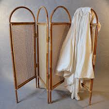 Divider Partition Antique Folding Screen Room Divider Partition Bergere English
