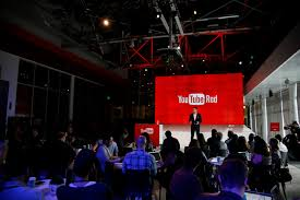 youtube offices youtube red and the future of paid streaming on point
