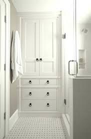 recessed bathroom storage cabinet recessed bathroom storage cabinet best bathroom linen cabinet ideas