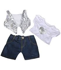 clothes for build a glamor teddy clothes fits