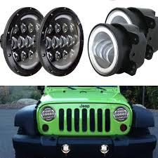 jeep headlights halo jeep wrangler lj unlimited hardtop hardtop depot specializes in
