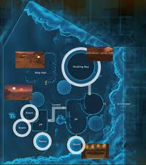 Swtor Map Tatooine Stronghold Swtor Strongholds