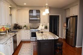 white kitchen cabinets and black quartz countertops kitchen bathroom countertops photo gallery design ideas
