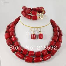 fabulous earrings fabulous rows coral necklace bracelet earrings set