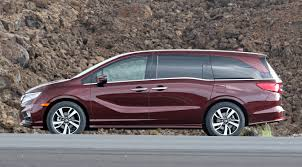 2018 honda odyssey first drive review tech makes it the ultimate