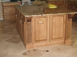 kitchen center island cabinets kitchen lovely image of small kitchen decoration using travertine